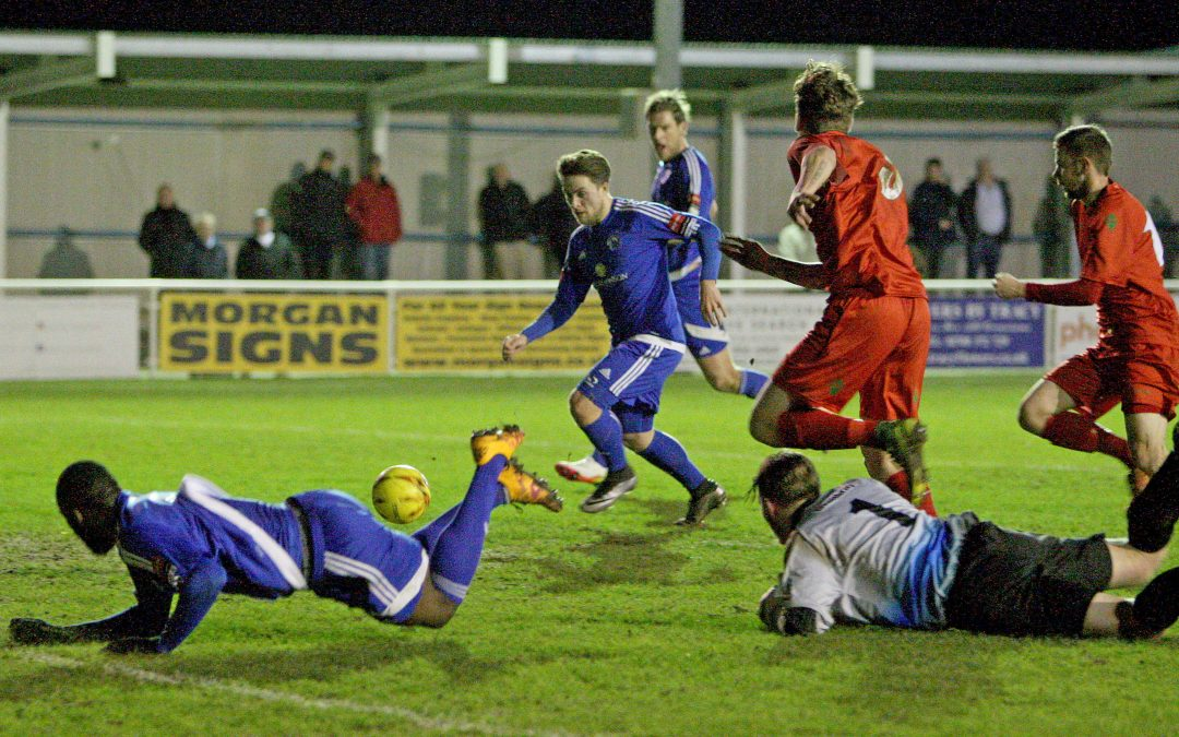 Billericay Town 4 South Park 3