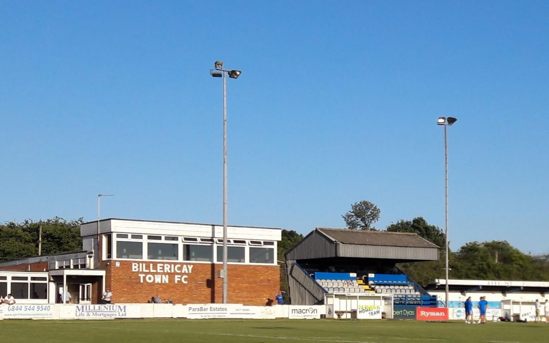 Billericay Town v. Brentwood Town
