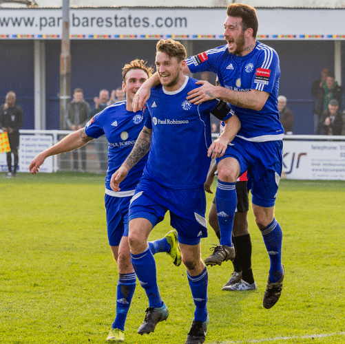 Billericay Town 4 Burgess Hill Town 0