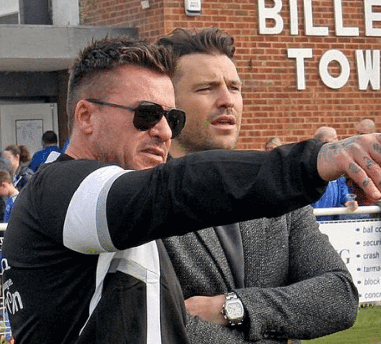 Billericay Town v Leiston