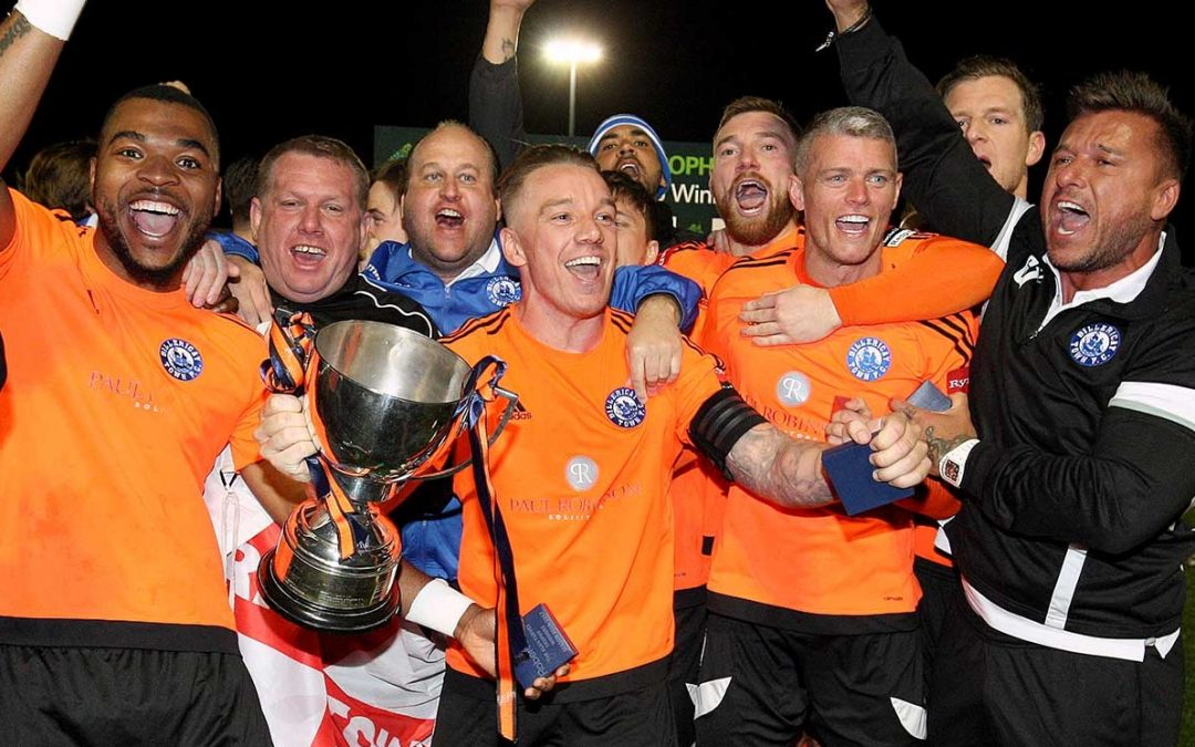 Blues Lift League Cup