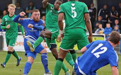 Bricknell double beats Canvey