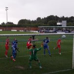 Stortford hit for 6 by Town