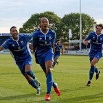Late Modeste goal wins it for Blues