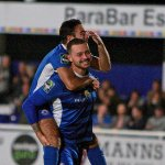 Blues progress in the F.A. Cup