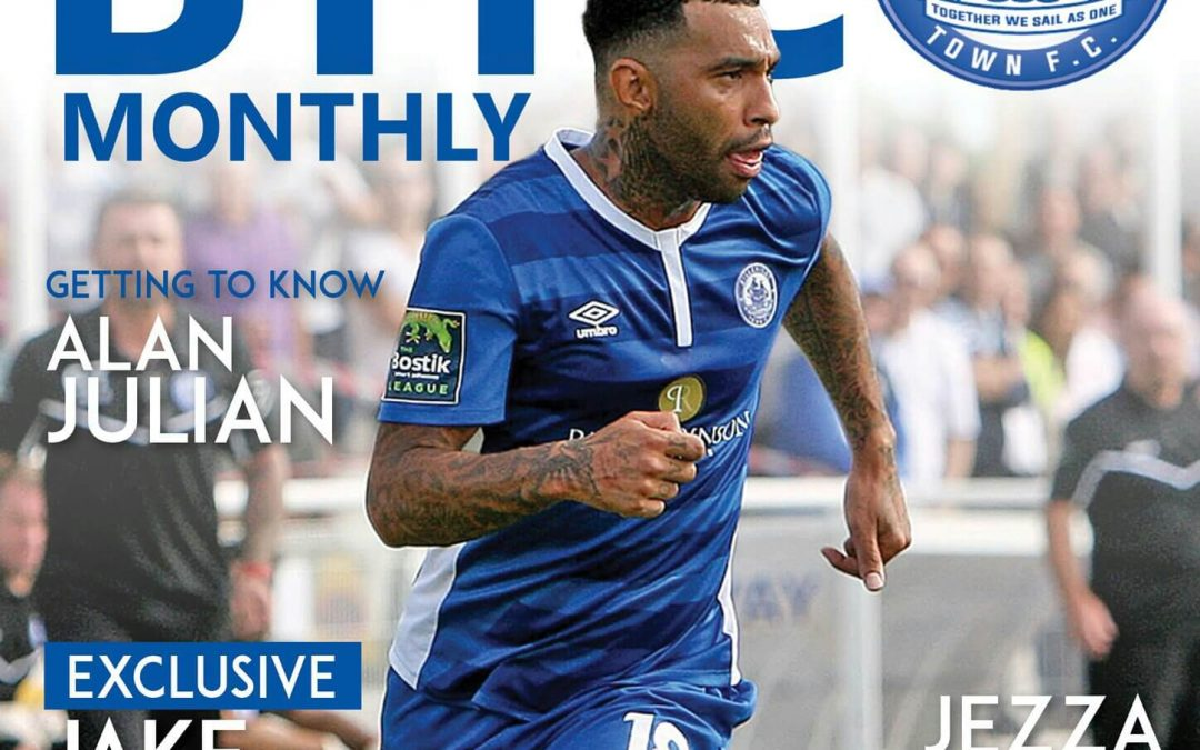 New club magazine launch!