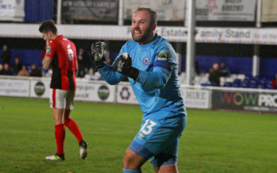 Penalties needed for Town to progress in League Cup