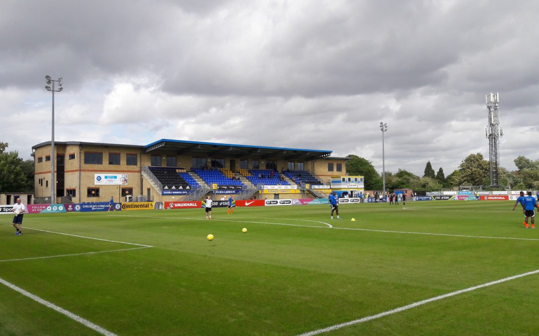 Robinson double gives Blues win at Staines