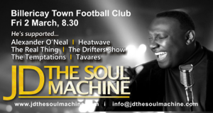 JD The Soul Machine