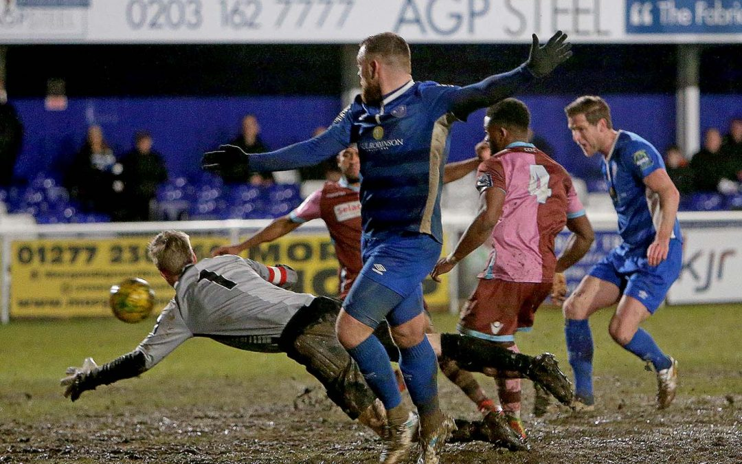 Blues go through to League Cup Final