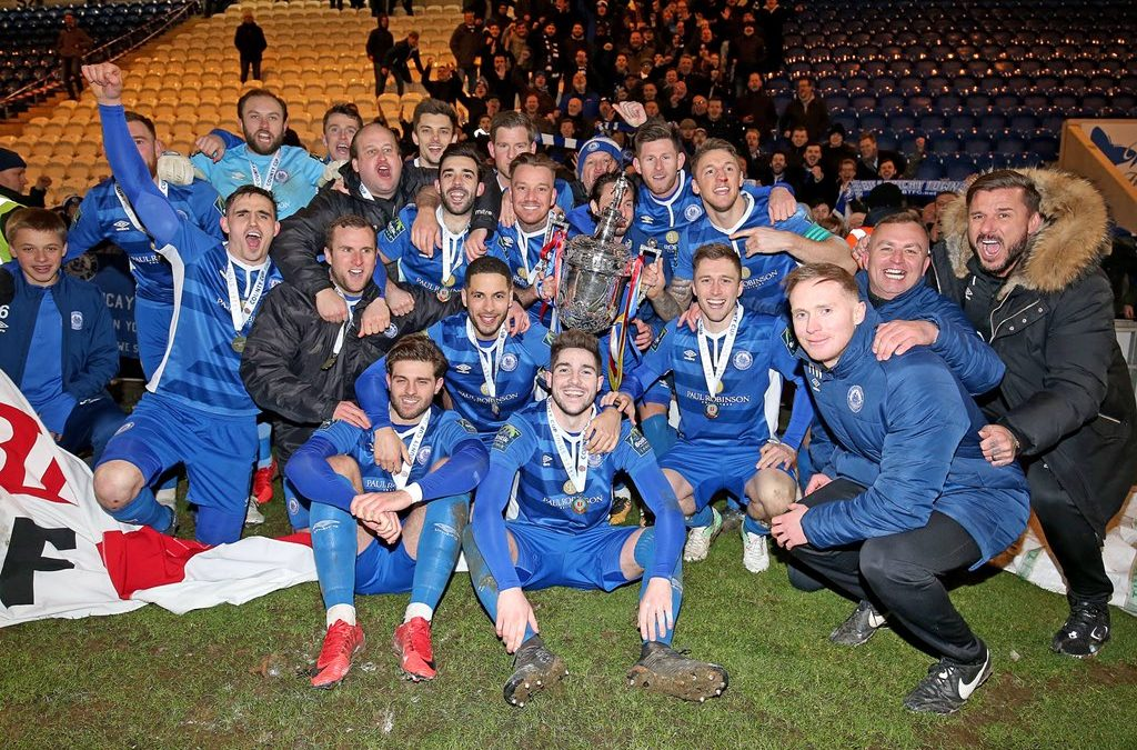 Blues lift County Cup