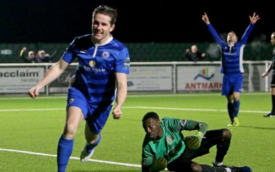 Blues victorious at Aveley again