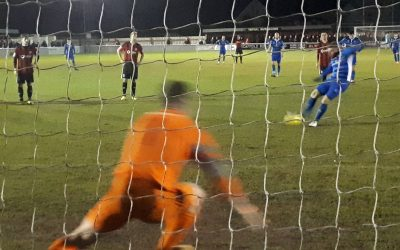 Blues draw in Brightlingsea