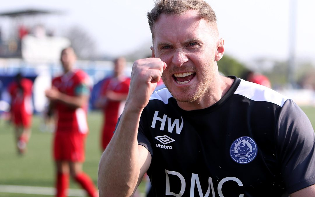 Town come from behind to win at Margate