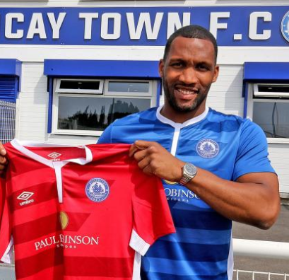 Hayles joins Town