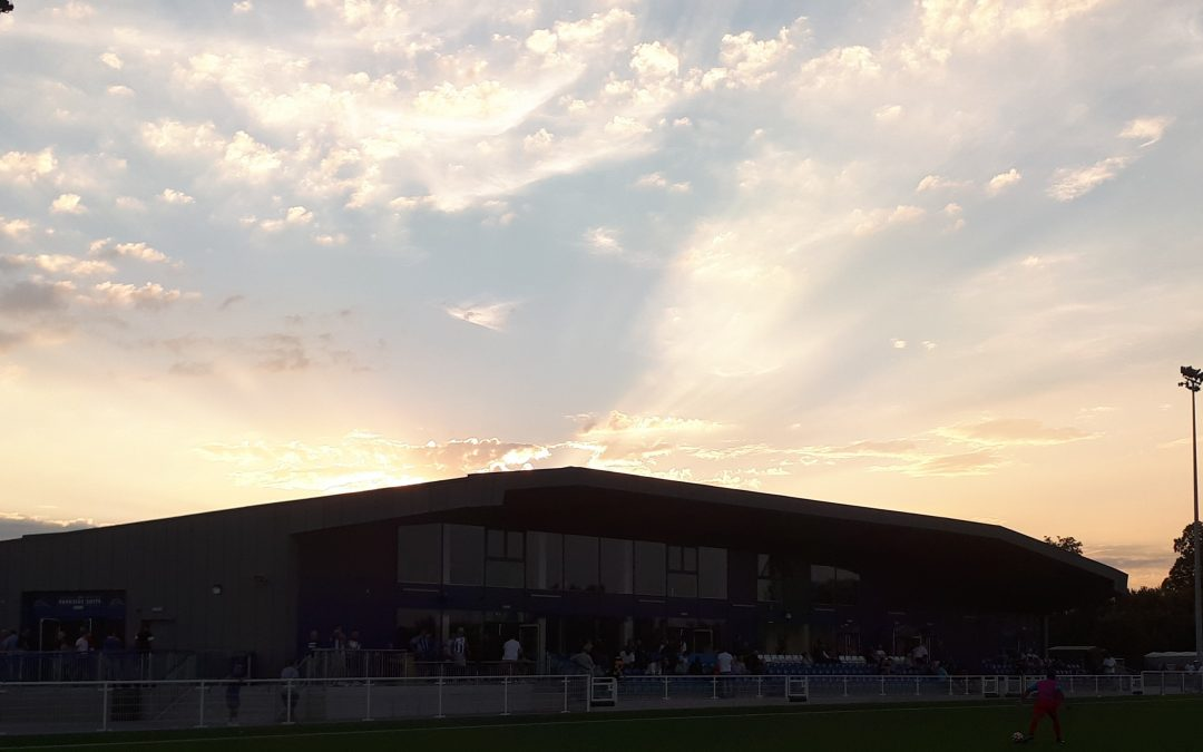 Town win at Aveley