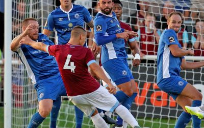 Blues beaten by young Hammers