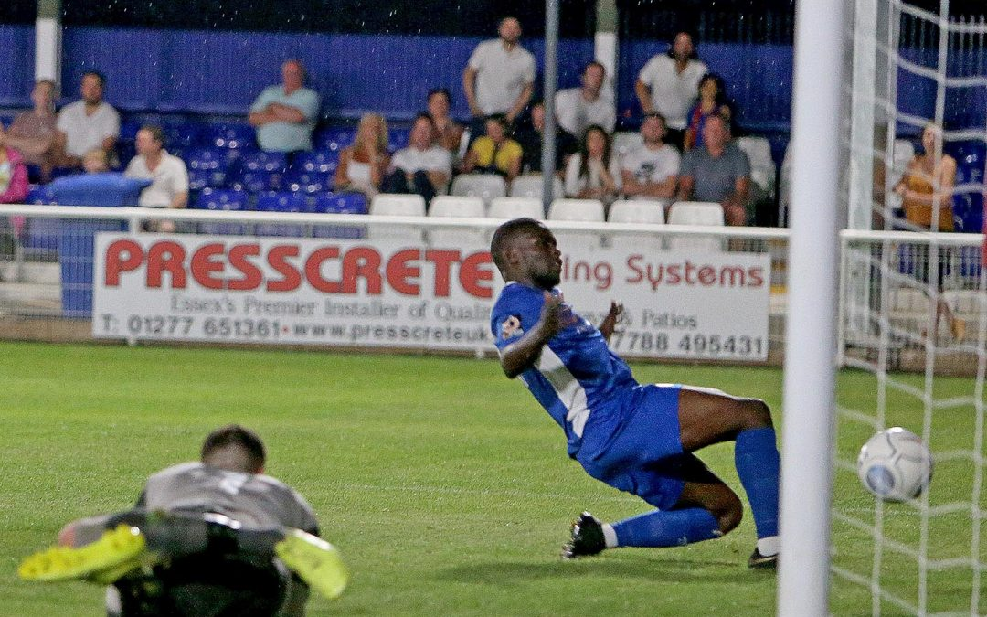 Late goal rescues point for Town