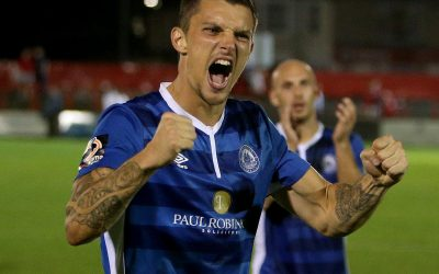 Brilliant Blues Win at Welling