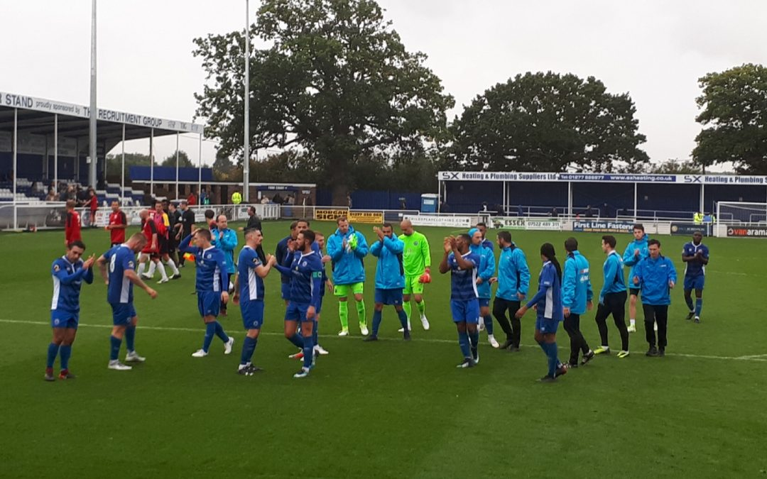 Brennan wins first match as Town progress in the FA Cup