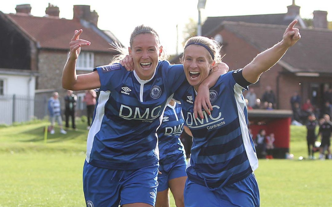 10-Woman Blues come from behind for cup victory