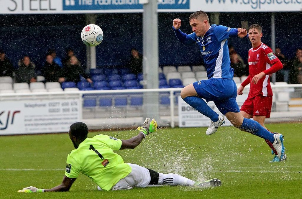 Town go in to FA Cup Fourth Round