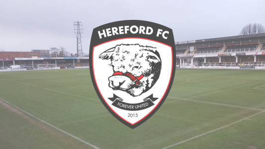 F.A. Trophy: Blues drawn away to Hereford