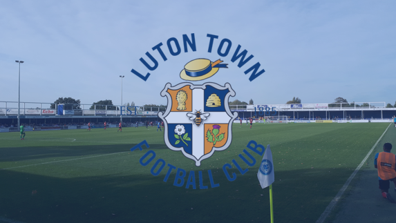 F.A. Cup 2nd Round: Ladies v Luton Town