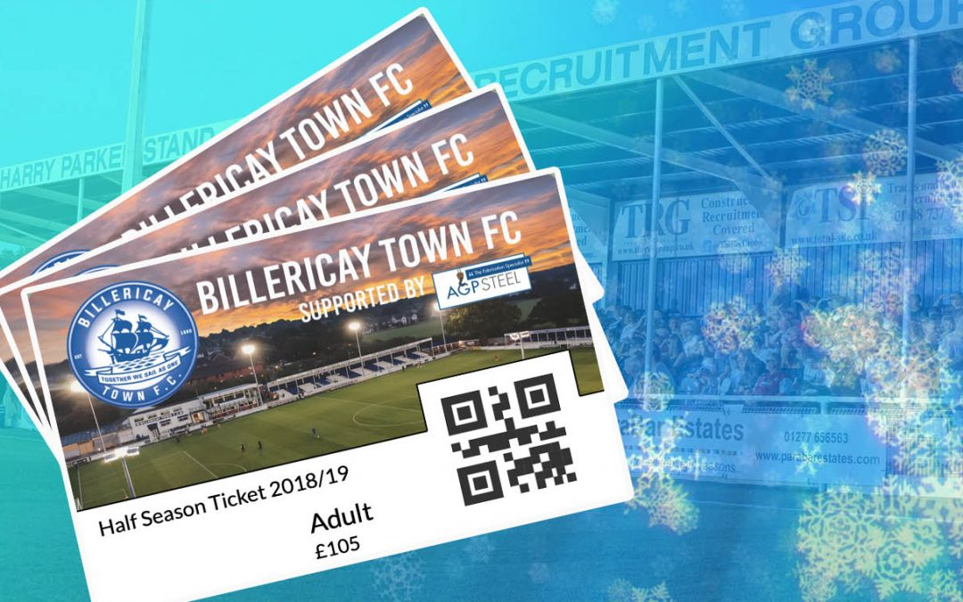 Half Term Season Tickets