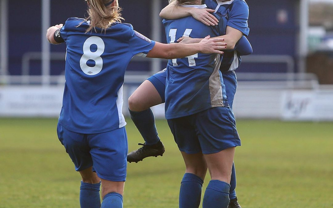 Ladies through to F.A. Cup Third Round