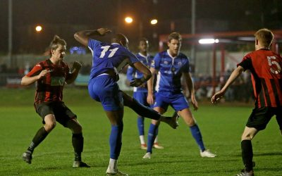 Blues score 8 in Essex Senior Cup