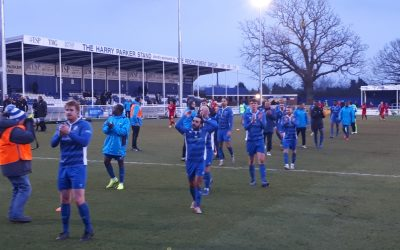 Blues lose to Table-Topping Torquay