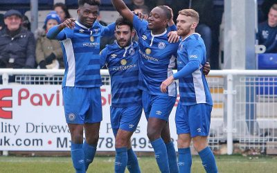 Coombes strikes as Blues beat Borough