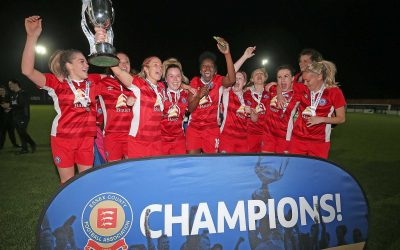 Ladies lift Essex Cup
