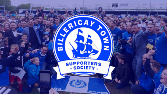 Billericay Town Supporters Society Away Travel