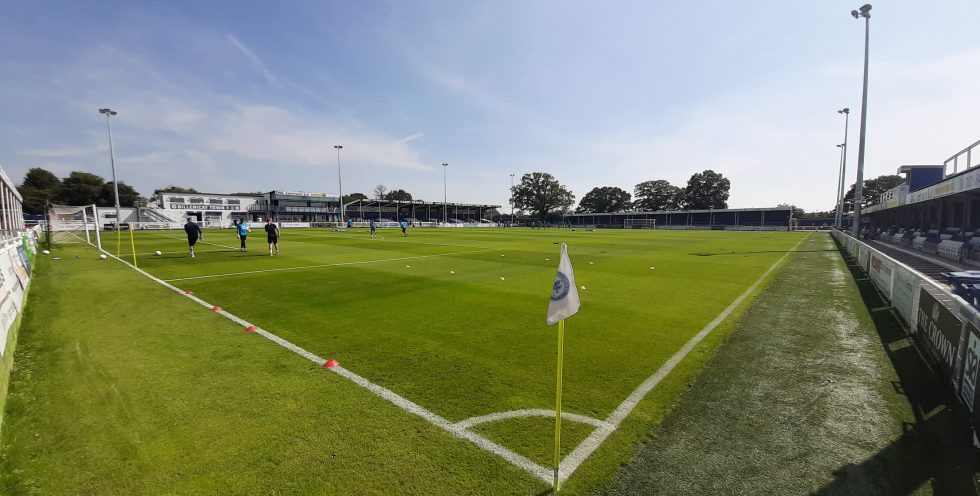 Hungerford Town visit Billericay