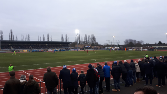 BTSS Away Travel: Chelmsford City