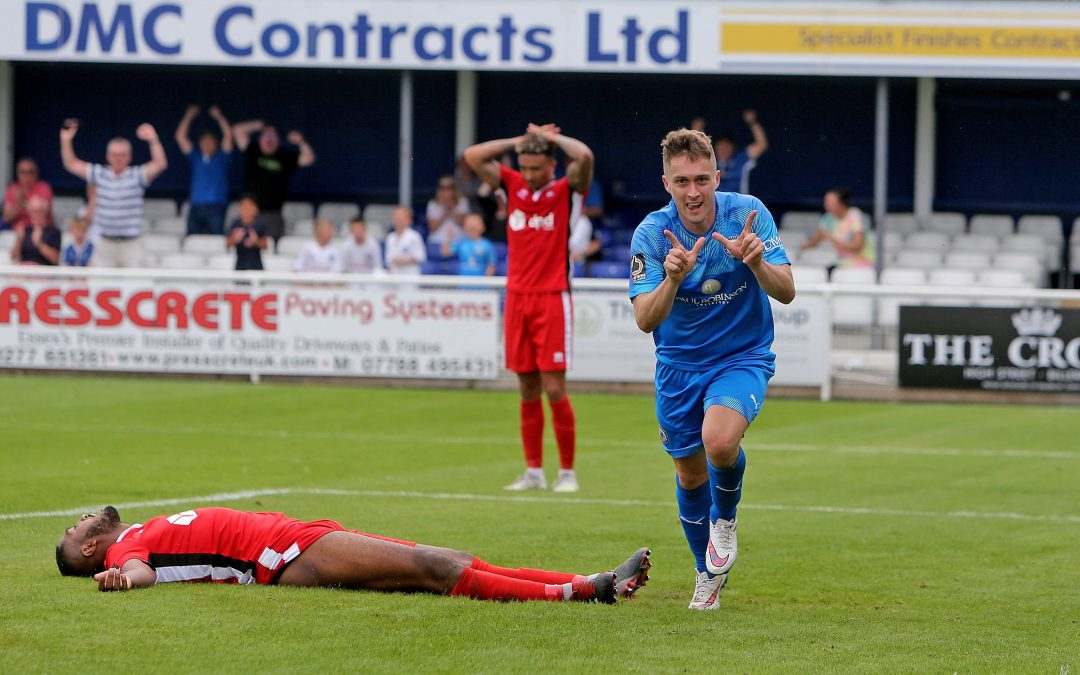 The Vanarama First Fortnight – why there's so much more to come at Billericay Town