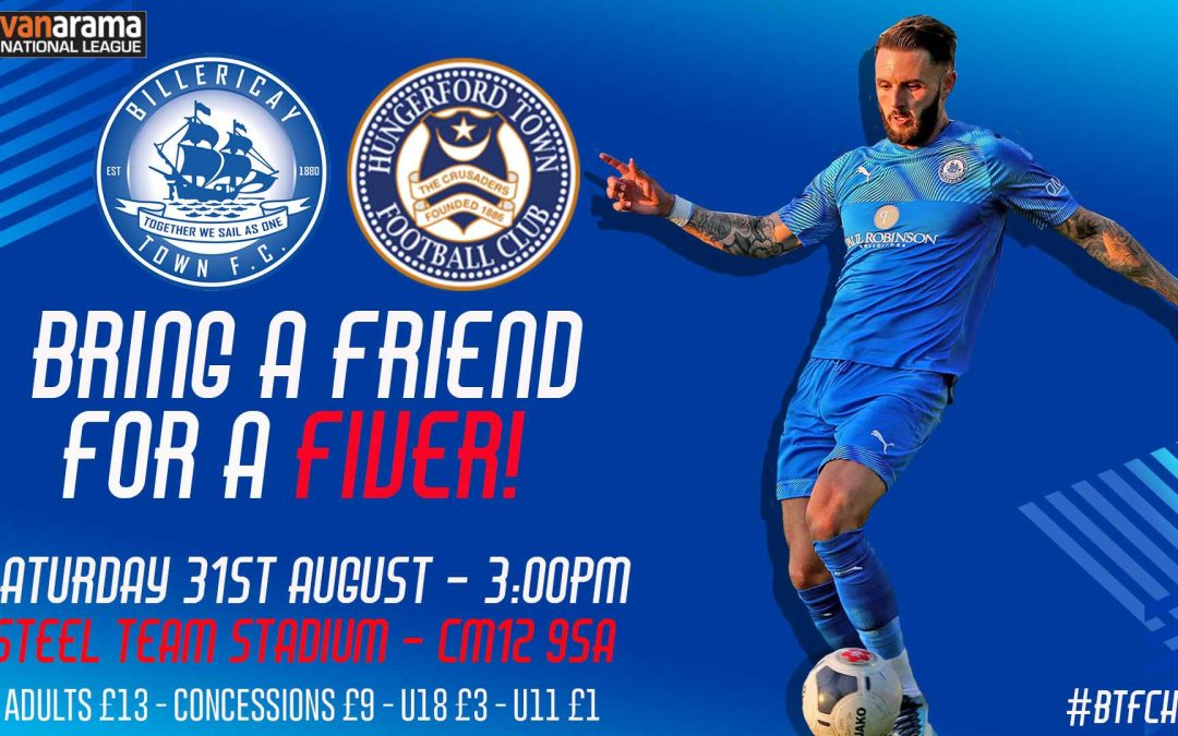 Bring a Friend for a Fiver