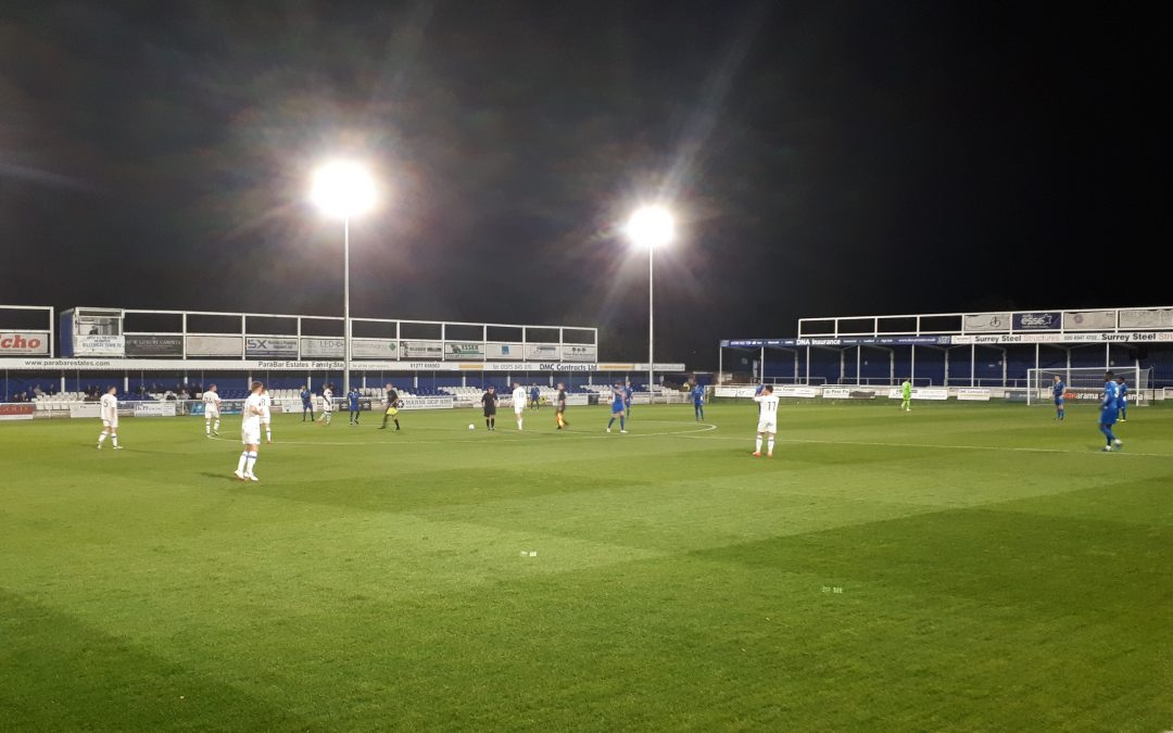 Town draw Southend in Essex Senior Cup
