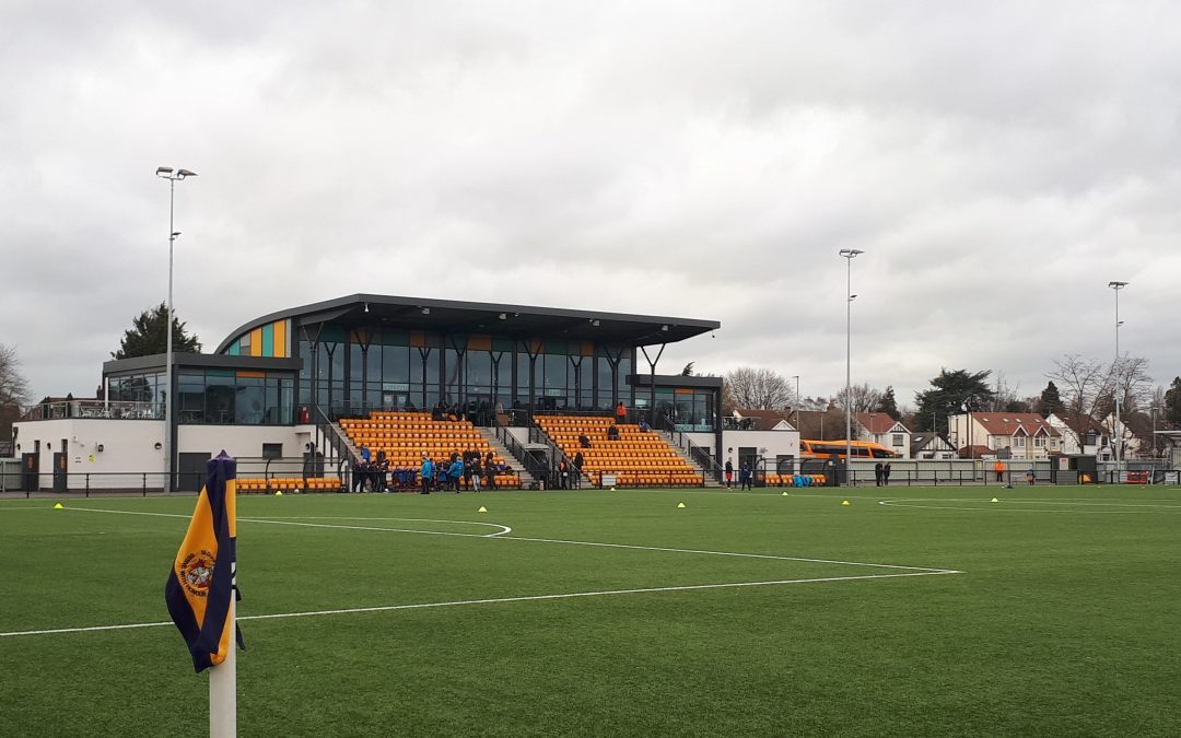 BTSS Away Travel: Slough Town