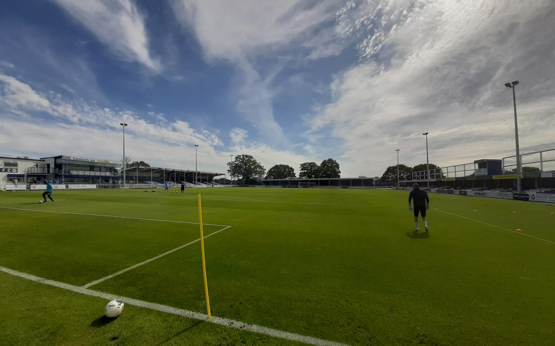 Town back in F.A. Cup action