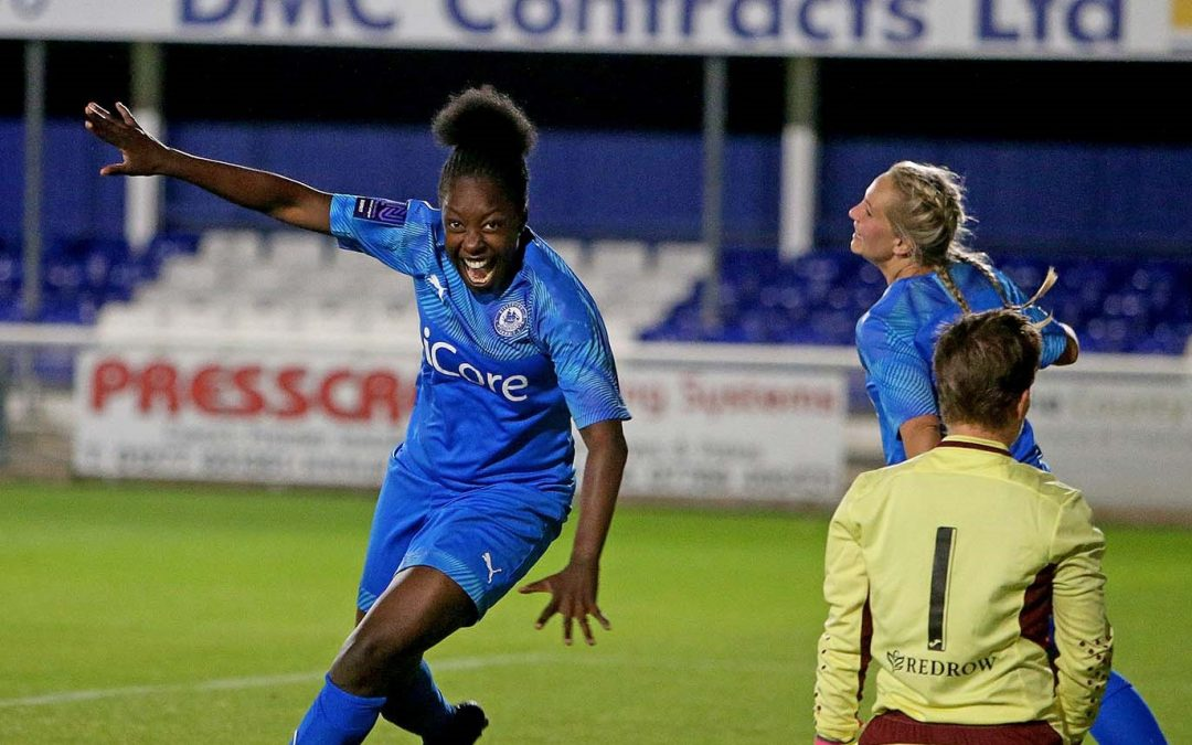 Rodney Hat-Trick Caps Town Victory