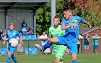 Robinson scores twice but City earn a point