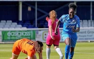 Rodney strikes again as Ladies drop first points