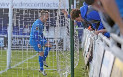 Blues hit 4 in F.A. Cup win