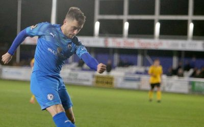 Jake scores hat-trick as Town defeat Shrimpers