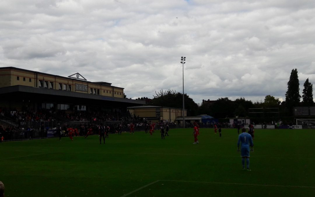 Town head to Champion Hill
