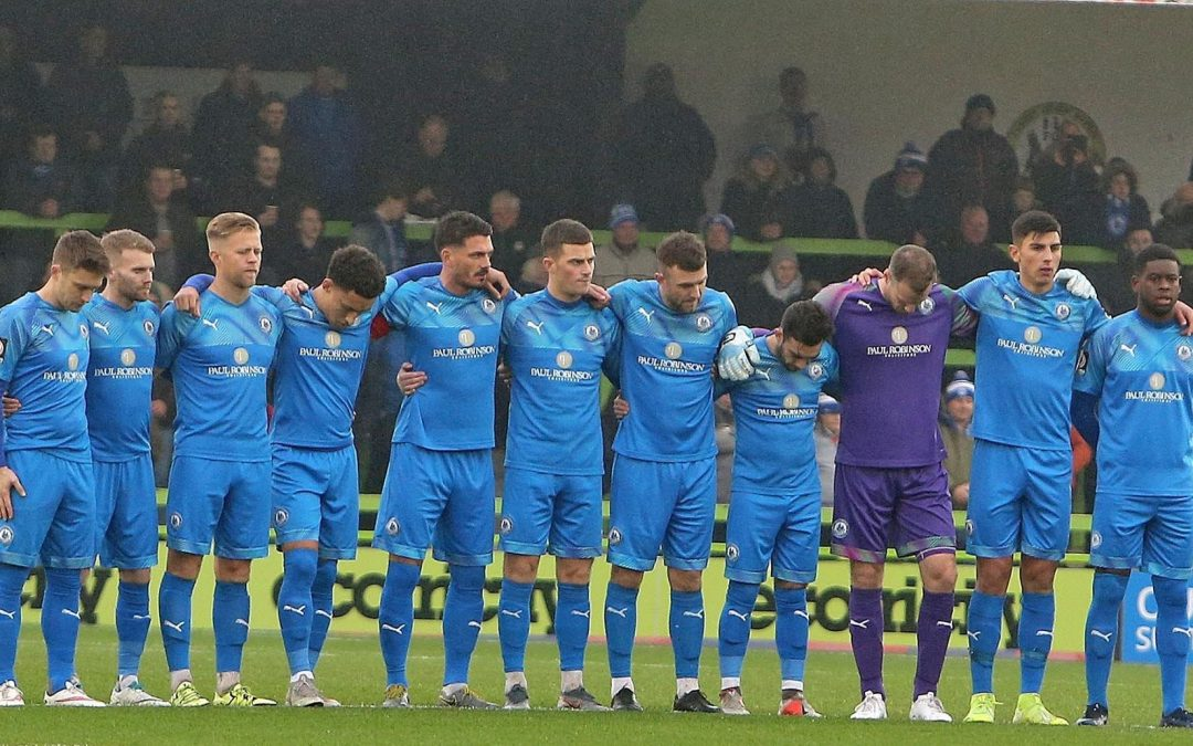 Blues Cup Run comes to an end at Forest Green
