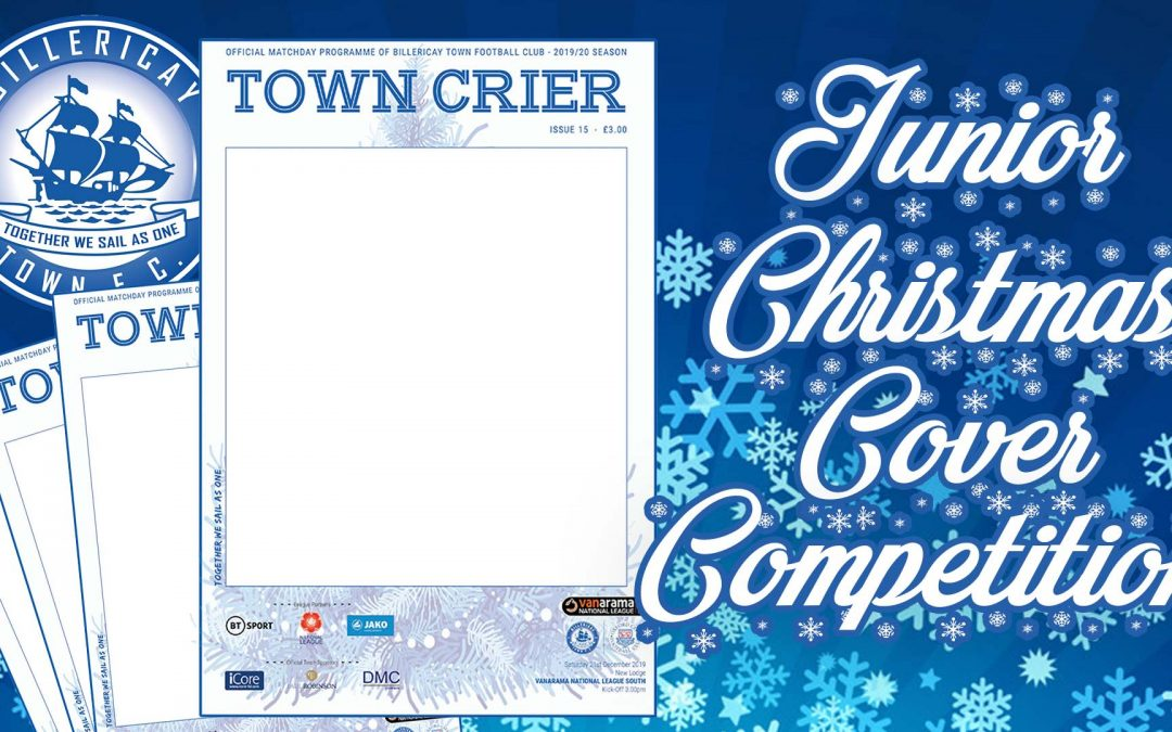 Junior Christmas Cover Competition
